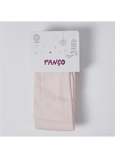 Panço Kız Çocuk Külotlu Çorap 19236000008 Pembe